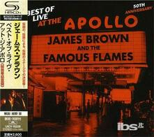 Best of Live at The (Japanese Edition) - CD Audio di James Brown