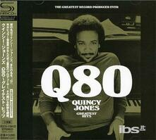Q80 (Japanese Edition) - CD Audio di Quincy Jones