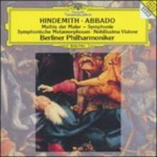 Mathis der Maler - Metamorfosi sinfoniche - Nobilissima visione (Japanese SHM-CD) - SHM-CD di Paul Hindemith,Claudio Abbado,Berliner Philharmoniker