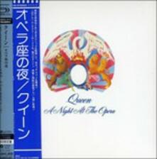 A Night at (Japanese Edition) - CD Audio di Queen