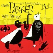 With Strings (Japanese Edition) - CD Audio di Charlie Parker