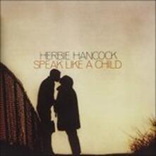Speak Like a Child (Japanese Edition) - CD Audio di Herbie Hancock