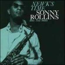 Newk's Time (Japanese Edition) - CD Audio di Sonny Rollins