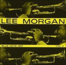 Lee Morgan vol.3 (Japanese Edition) - CD Audio di Lee Morgan