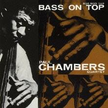 Bass on Top (Japanese Edition) - CD Audio di Paul Chambers