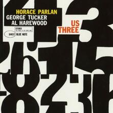 Us Three (Japanese Edition) - CD Audio di Horace Parlan
