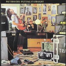 Putting it (Japanese Edition) - CD Audio di Pat Travers