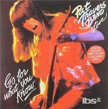 Live! Go for What You Know (Japanese Edition) - SHM-CD di Pat Travers