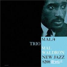 Mal 4 (Japanese Edition) - CD Audio di Mal Waldron