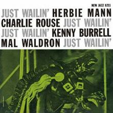 Just Wailin' (Japanese Edition) - CD Audio di Herbie Mann
