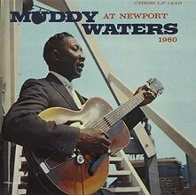 At Newport 1960 (Japanese Edition) - CD Audio di Muddy Waters