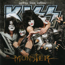 Monster (SHM-CD Japanese Limited Remastered) - SHM-CD di Kiss