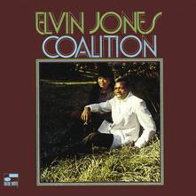 Coalition (Japanese Edition) - CD Audio di Elvin Jones