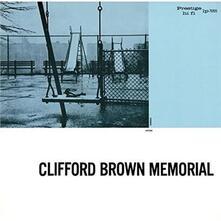 Memorial (Japanese Edition) - CD Audio di Clifford Brown