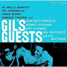 Gil's Guests (Japanese Edition) - CD Audio di Gil Melle