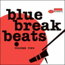 Blue Break Beats vol.2 (Japanese Edition) - CD Audio