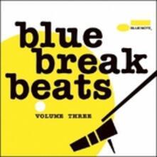 Blue Break Beats vol.3 (Japanese Edition) - CD Audio