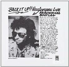 Back it Up!! (Japanese Edition) - CD Audio di Nils Lofgren