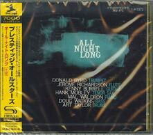 All Night Long (Japanese Edition) - CD Audio di Prestige All-Stars