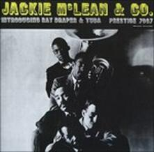 Jackie Mclean & Co. (Japanese Edition) - CD Audio di Jackie McLean
