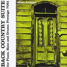 Back Country Suite (Japanese Edition) - CD Audio di Mose Allison