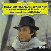 Sinfonia n.9 - Schubert (Japanese Edition) - CD Audio di Antonin Dvorak