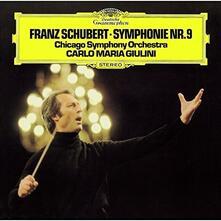 Sinfonia N.9 (Japanese Edition) - CD Audio di Franz Schubert