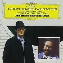 Concerti per Pianoforte n.1 & 2 (Japanese Edition) - CD Audio di Franz Liszt