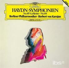 Haydn. Symphony No.84 &.. (Japanese Edition) - CD Audio di Franz Joseph Haydn,Herbert Von Karajan,Berliner Philharmoniker