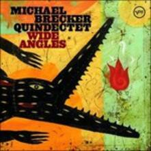 Wide Angles (Japanese Edition) - CD Audio di Michael Brecker