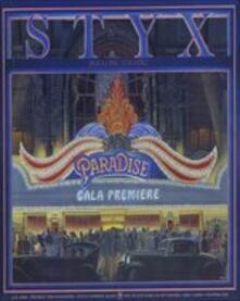 Paradise (Japanese Edition) - CD Audio di Styx