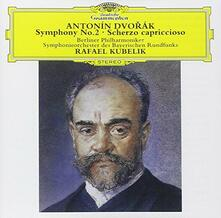 Sinfonia n.2 (Japanese Edition) - CD Audio di Antonin Dvorak