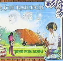 Just for Love (Japanese Edition) - CD Audio di Quicksilver Messenger Service