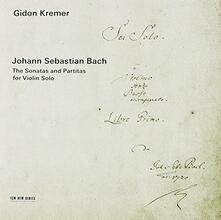 Sonate e Partite per Violino (SHM-CD) - SHM-CD di Johann Sebastian Bach,Gidon Kremer