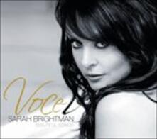 Voce (Japanese Edition) - CD Audio di Sarah Brightman
