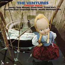Swamp Rock (Japanese Edition) - CD Audio di Ventures