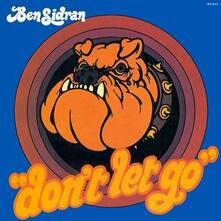 Don't Let Go - CD Audio di Ben Sidran