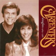 Singles 1969-1981 (Japanese Edition) - CD Audio di Carpenters