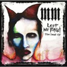 Lest We Forget (Japanese Edition) - CD Audio di Marilyn Manson