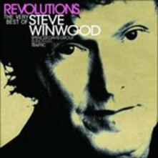 Revolutions. The Best of (Japanese Limited Edition) - SHM-CD di Steve Winwood