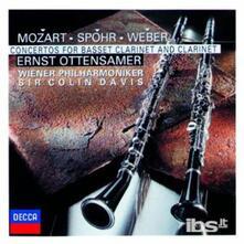 Concerti per Clarinetto (Japanese Edition) - SHM-CD di Wolfgang Amadeus Mozart,Carl Maria Von Weber,Louis Spohr,Ernst Ottensamer