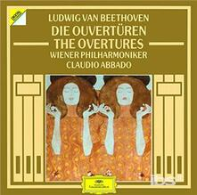 Beethoven. The Overtures (Japanese Edition) - CD Audio di Ludwig van Beethoven,Claudio Abbado