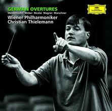 German Overtures (Japanese Edition) - CD Audio di Christian Thielemann