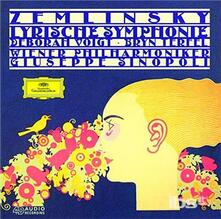 Zemlinsky. Lyrische (Japanese Edition) - CD Audio di Giuseppe Sinopoli