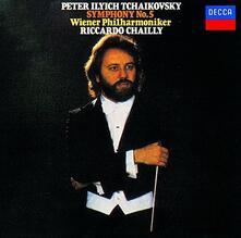 Tchaikovsky. Symphony (Japanese Edition) - CD Audio di Pyotr Ilyich Tchaikovsky,Riccardo Chailly
