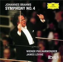 Brahms. Symphony No. 4 (Japanese Edition) - CD Audio di Johannes Brahms,James Levine