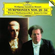 Mozart. Symphonies (Japanese Edition) - CD Audio di Wolfgang Amadeus Mozart,James Levine