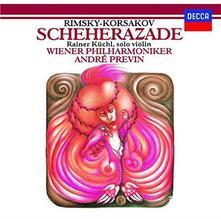 Rimsky - Korsakov (Japanese Edition) - CD Audio di André Previn,Nikolai Rimsky-Korsakov