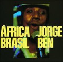 Africa Brasil (Japanese Edition) - CD Audio di Jorge Ben