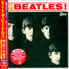 Meet the Beatles (Japanese Limited Remastered) - CD Audio di Beatles